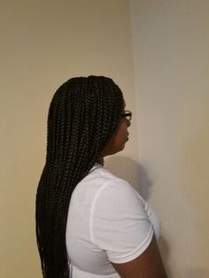Crochet Braids Albany Ny : Long big braids by Esther Adjirackor queen_zee 42