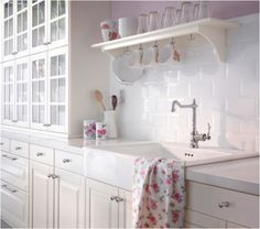 IKEA Lidingo cabinet doors with regular and glass style. Style Selector: Finding the Best IKEA Kitchen Cabinet Doors for Your Style Ikea Kitchen Cabinets, Kitchen Cabinet Doors, Kitchen Redo, Kitchen Remodel, White Cabinets, Glass Cabinets, Kitchen Mixer, Ikea Kitchen Faucet, White Ikea Kitchen