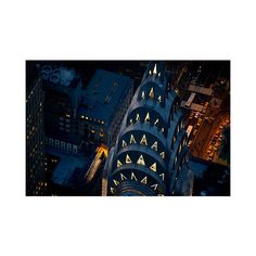 FFFFOUND! | NYC and Las Vegas from above, at night - The Big Picture -... ❤ liked on Polyvore