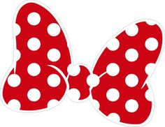 Minnie Heads and Bows, Free Printables. Right click and save as