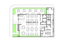 planta baixa restaurante - Pesquisa Google