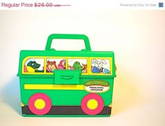wanted the real sweet pickle bus to come to my door.  never did though