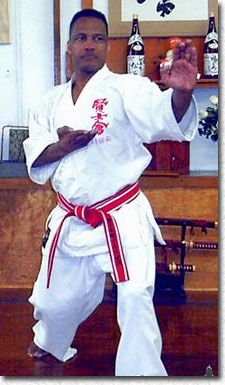 William Oliver Shuseki Shihan