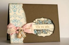 Ventana Esmerilada by MARY ROSS - Cards and Paper Crafts at Splitcoaststampers