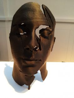 3D printed sculpture by Sophie Kahn