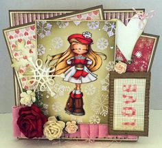 Marshmallows and Coffee from Whimsy Stamps