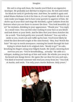 Austin mahone imagines ★☆
