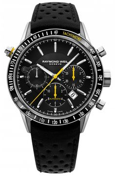 Discover a large selection of Raymond Weil Freelancer watches on - the worldwide marketplace for luxury watches. Compare all Raymond Weil Freelancer watches ✓ Buy safely & securely ✓ Sport Watches, Cool Watches, Watches For Men, Swatch, Watch Master, Raymond Weil, Running Watch, Swiss Made Watches, Wearable Technology