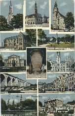 Alte Ansichtskarten aus der Stadt Bunzlau Alter, Marina Bay Sands, Building, Travel, City, Viajes, Buildings, Trips, Traveling