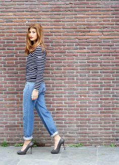 Levi's 501  Jeans'owa klasyka gatunku. Kultowe spodnie z długą historią. fot. Isabella Machinè  Więcej na Moda Cafe!