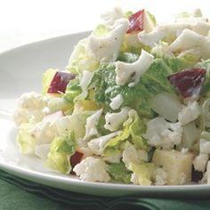 Creamy Chopped Cauliflower Salad - EatingWell.com