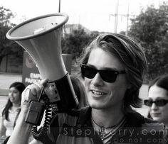 Taylor Hanson - The Walk, Tulsa Ok. 2007. Such a good cause