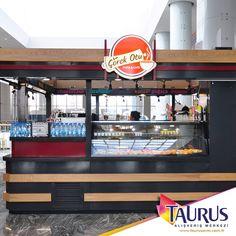 Taurus AVM'ye ister sinemaya, ister eğlenmeye, ister alışverişe gelin; ama Çörek Otu'nda kahve ve pasta keyfi yapmadan dönmeyin!