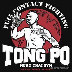 NEW TONG PO MUAY THAI FIGHTER VILLAIN KICKBOXER VAN DAMME MOVIE Gym Bar, Boxing Posters, Barber Haircuts, Martial Arts Training, Van Damme, Thai Art, Mike Tyson, Muay Thai, Jiu Jitsu