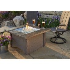 Naples Fire Pit Coffee Table In Brown Design Ideas Pinterest - Naples fire pit table