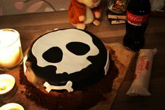Cake for a weird friend)