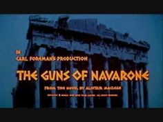 Suite from The Guns of Navarone Composed by Dimitri Tiomkin,performed by the Prague Philharmonic.Conductor James Fitzpatrick.& Nic Raine. 1The Legend of Nava...