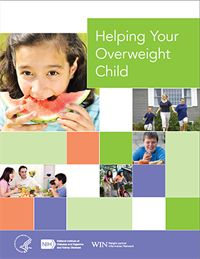 Helping Your Overweight Child cover