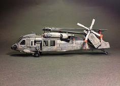 MH-60K Knighthawk - 1:48 by Daz