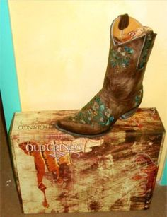 Old Gringo Boots!