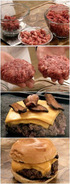Hamburger Gourmet Facil #HamburgerGourmet #HamburgerGourmetfacil #HamburgerGourmetrapido #Lanches