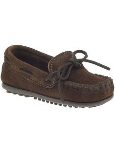 Bro will be rockin some mocs this fall!! Piperlime | Boys Moc (Infant/Toddler/Youth)