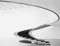 Oscar Niemeyer, Itamaraty Palace, Brasilia, 1970