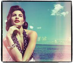 Jacqueline Fernandez Grazia Magazine Photoshoot 2012 | funmag.