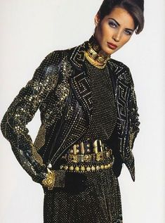 Gianni Versace Vintage Fashion