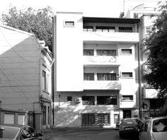 Marcel Iancu (1895-1984) Blocul Clara Iancu, Str. Caimatei 20 (1931) Marcel, Small Art, Bauhaus, Verona, Old Houses, Romania, 1984, Multi Story Building, Art Deco