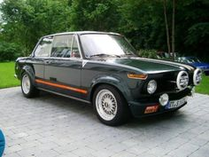 BMW 2002 Alpina Optik