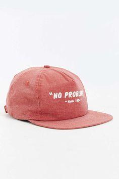 6534e88dd47 Katin No Problemo Baseball Hat - Urban Outfitters Mens Fall