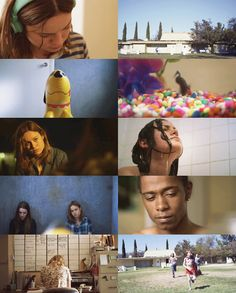 Short Term 12 - A very emotional movie. Weird, but good.