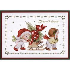 Paper Art, Art Gallery, Calendar, Embroidery, Holiday Decor, Winter, Christmas, Cards, Pictures