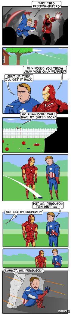 <3 The Avengers