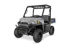 New 2016 Polaris RANGER EV Avalanche Gray ATVs For Sale in Tennessee. RANGER® EV Avalanche Gray