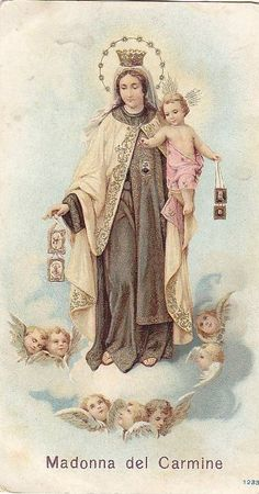 "ordocarmelitarum: ""Queen and beauty of Carmel, pray for us. Jesus Mother, Blessed Mother Mary, Blessed Virgin Mary, Baby Jesus, Madonna, Religious Images, Religious Icons, Mont Carmel, I Love You Mother"