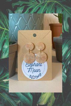 Fimo Clay, Handmade Polymer Clay, Polymer Clay Earrings, Earrings Handmade, Handmade Jewelry, Unique Jewelry, Handmade Gifts, Gifts For Friends, Gifts For Mom