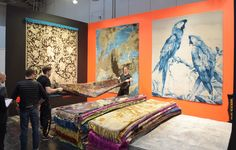 Traditional and modern hand-made Carpets and Rugs