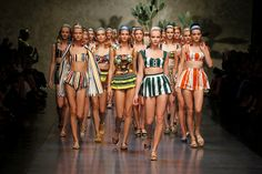 Milano Fashion Week S/S 2013: What I'd like to wear