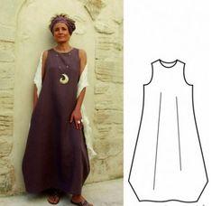 Para mujer Vogue impresión holgados Oversize Bolsillos Laterales Vestido Túnica Sudadera ajuste flojo
