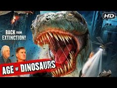 Age Of Dinosaurs Movie Dubbed In Hindi 2013    Age Of Dinosaurs (2013) Recommended Player: VLC Media Player Movie Format: MKV Movie Size:909MB Information about this movie: Using breakthrough flesh-regeneration technology a biotech firm creates a set of living dinosaurs. But when the creatures escape their museum exhibit and terrorize Los Angeles a former.  Detailed Plot Outline  Hollywood Dubbed