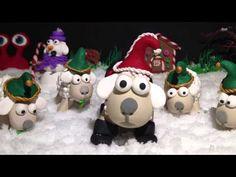 Sheep Greetings to Ewe Wool Carpet, Sheep, Goats, Animation, Christmas Ornaments, Purple, Holiday Decor, Youtube, Wool Rug