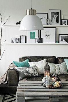 Fotowand gestalten weiße wand | Gallery Wall | Pinterest | Fotowand ...
