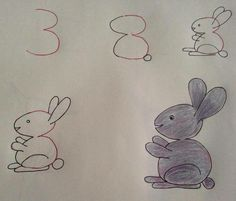 16 Best Drawing Images Drawing With Numbers Art For Kids Art For