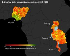 Cell Cellphone, Satellite Data Can Map Poverty - http://pagedesignshop.com/cell-cellphone-satellite-data-can-map-poverty/