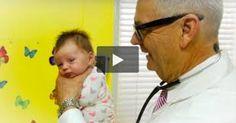 Így lehet kikapcsolni a kisbabák sírását! Mindenkinél MŰKÖDIK!