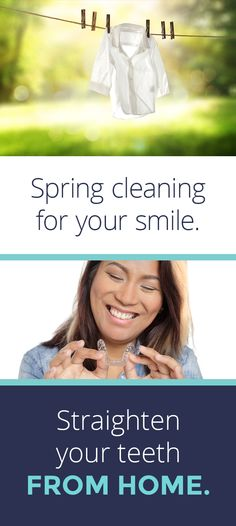 Spring into your new smile for up to 70% less than other invisible aligners with SmileDirectClub. See how it works and get started with your free smile assessment and risk-free evaluation today!