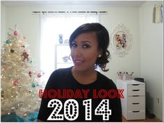 Holiday Look 2014 Holiday Looks, Ms, Videos, Youtube, Beauty, Instagram, Women, Fashion, Beleza