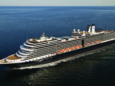 On a 12-day Rome to Copenhagen sailing, embarking April 29, Holland America's 2,104-passenger Eurodam will spend a day in Cherbourg to comme...